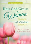 cover: how god grows a woman devotional