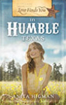 book cover: love finds you in humble texas