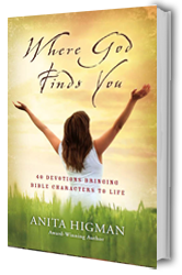 cover: where god finds you